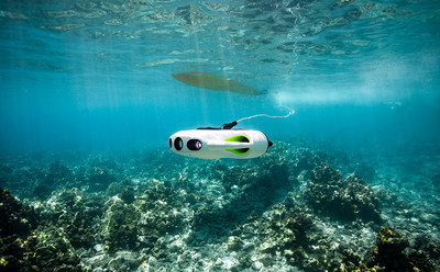 Youcan Robot Makes New Splash with Global Launch of Underwater Drone BW Space Pro