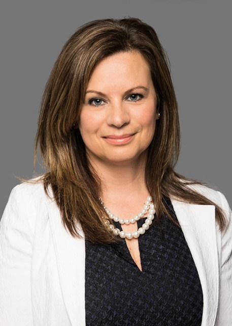 Lorraine Ben, Vice President & Chief Executive, Lockheed Martin Canada (CNW Group/Lockheed Martin)