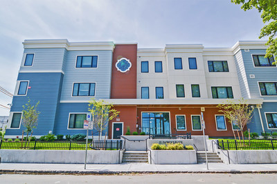 NEI General Contracting Reconstructs Apartment Building