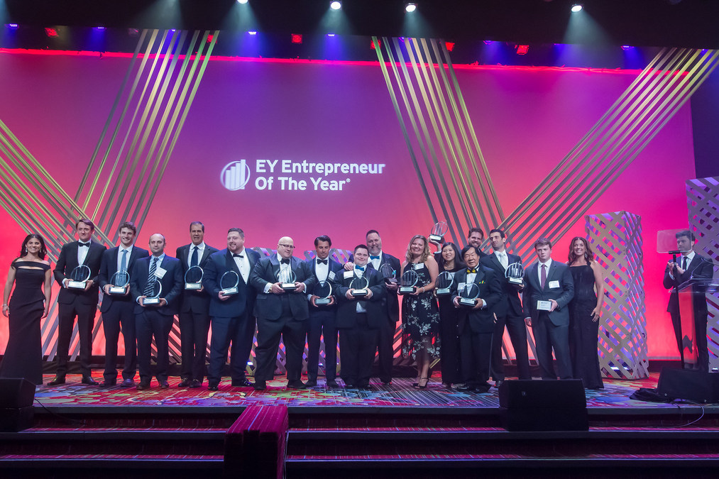 EY Announces Winners for the Entrepreneur Of The Year® 2019