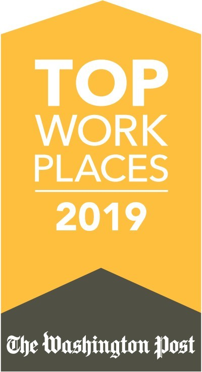 DECISIVE ANALYTICS Corporation has been named a Washington Post's Top Workplaces for 2019