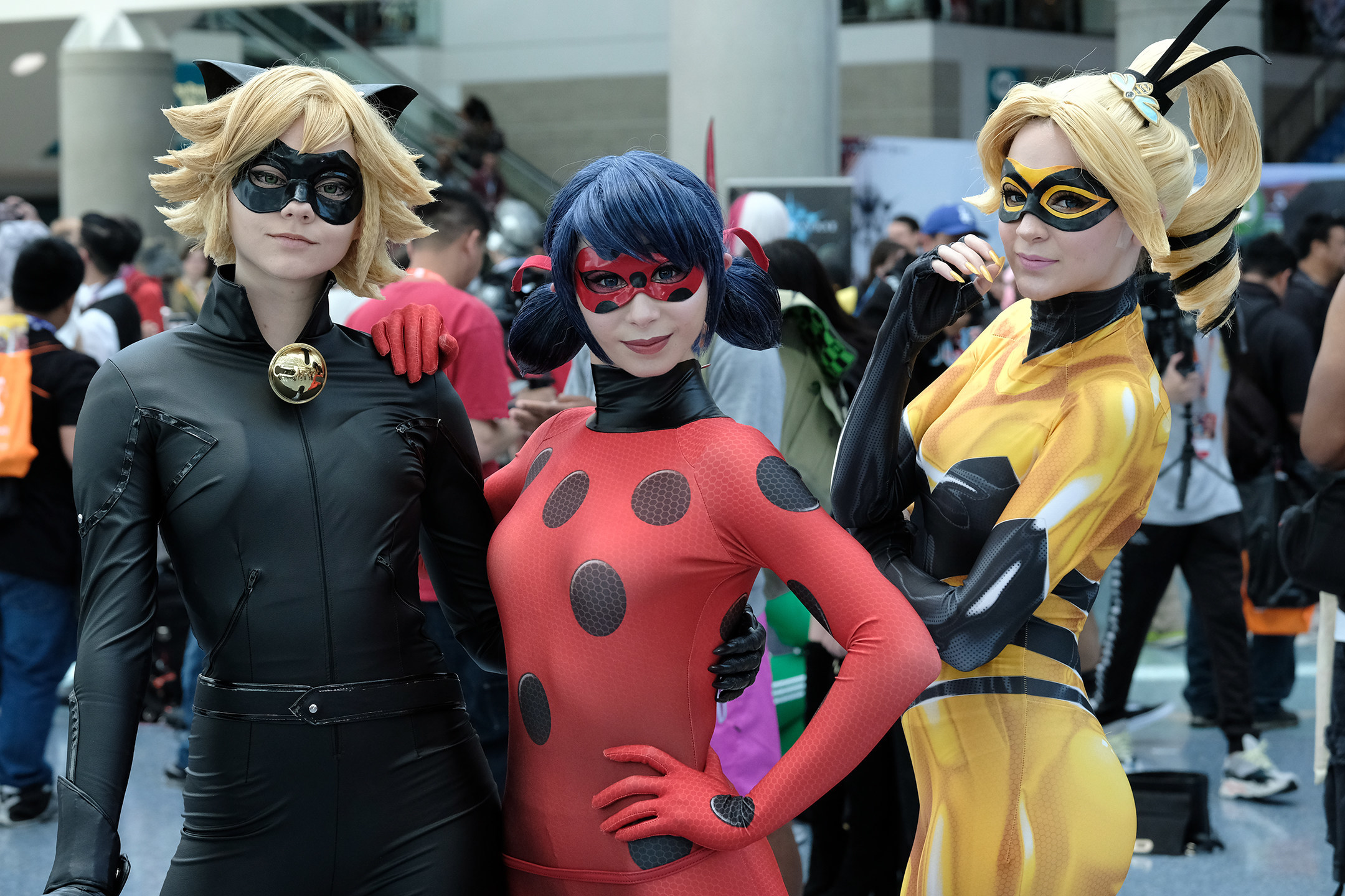 Anime Expo 2019 Thrills Fans Of Japanese Pop Culture During Four