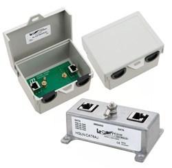 L-com推出室内和户外级超6类避雷器与浪涌保护器新产品
