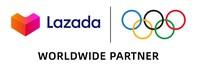 Lazada x Olympics Logo