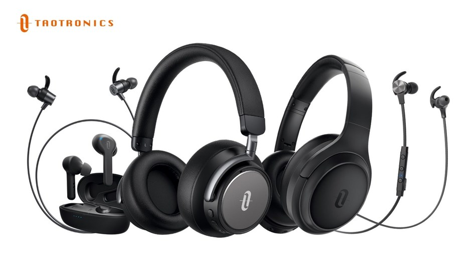 TaoTronics Noise Cancelling Headphones