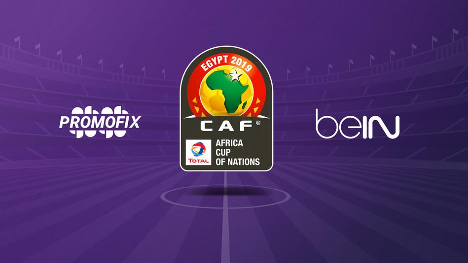 PROMOFIX Kickstarts Its Preparations for the Upcoming African Cup 2019 (PRNewsfoto/Promofix)
