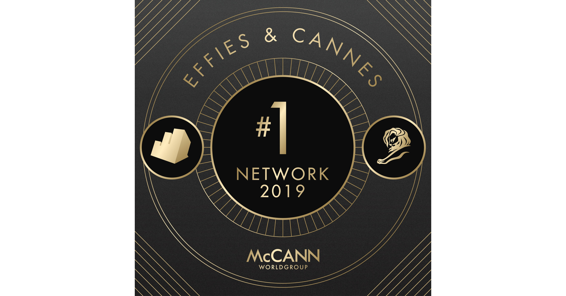 McCann Worldgroup Named Cannes 2019 Network of the Year As Well As Healthcare Network of the Year