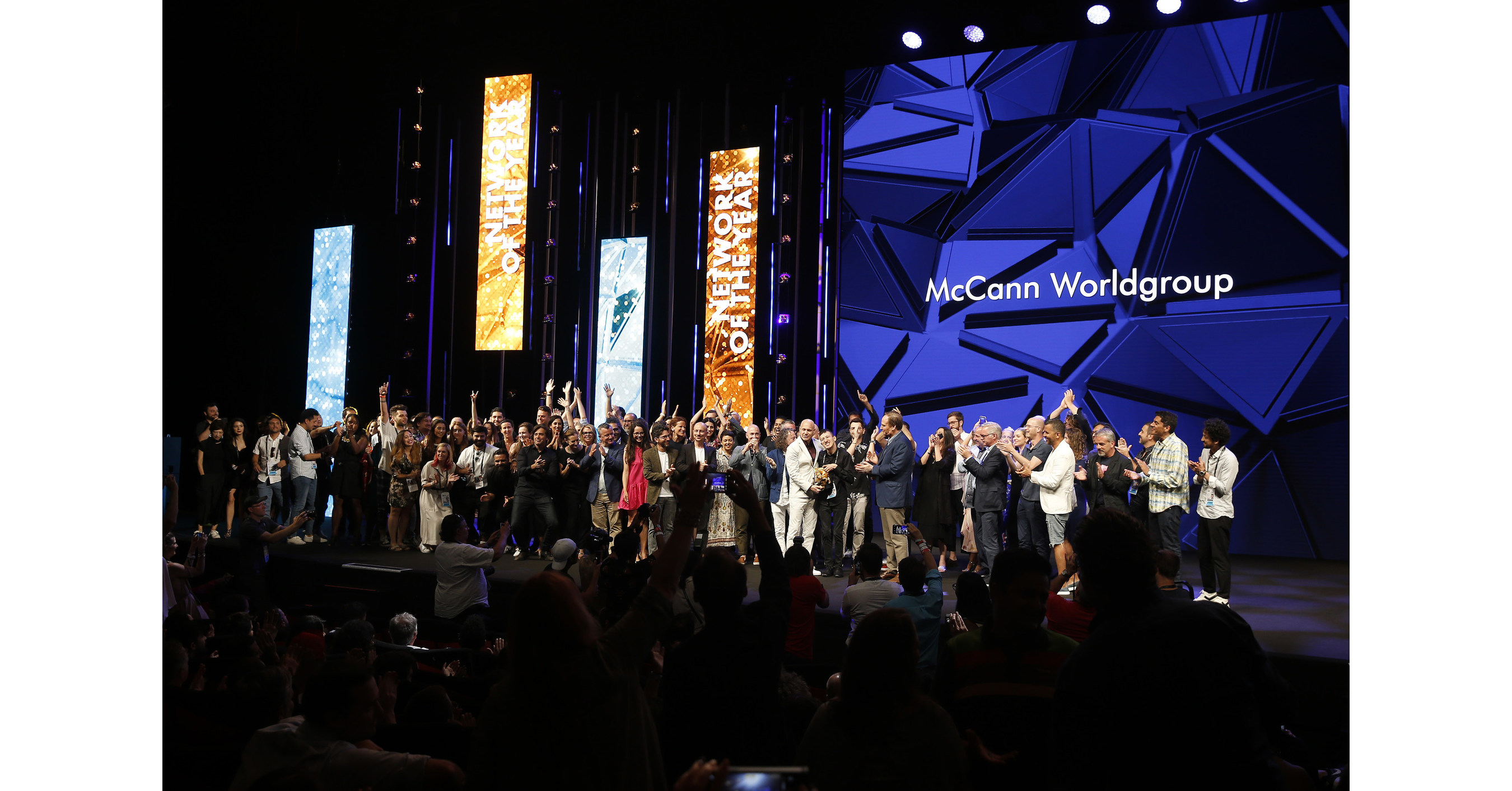 McCann Worldgroup Named Cannes 2019 Network of the Year As