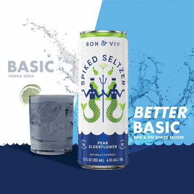 BON & VIV Spiked Seltzer Is Out To Ban Basic For The Summer By Offering You A Chance To Win $30,000
