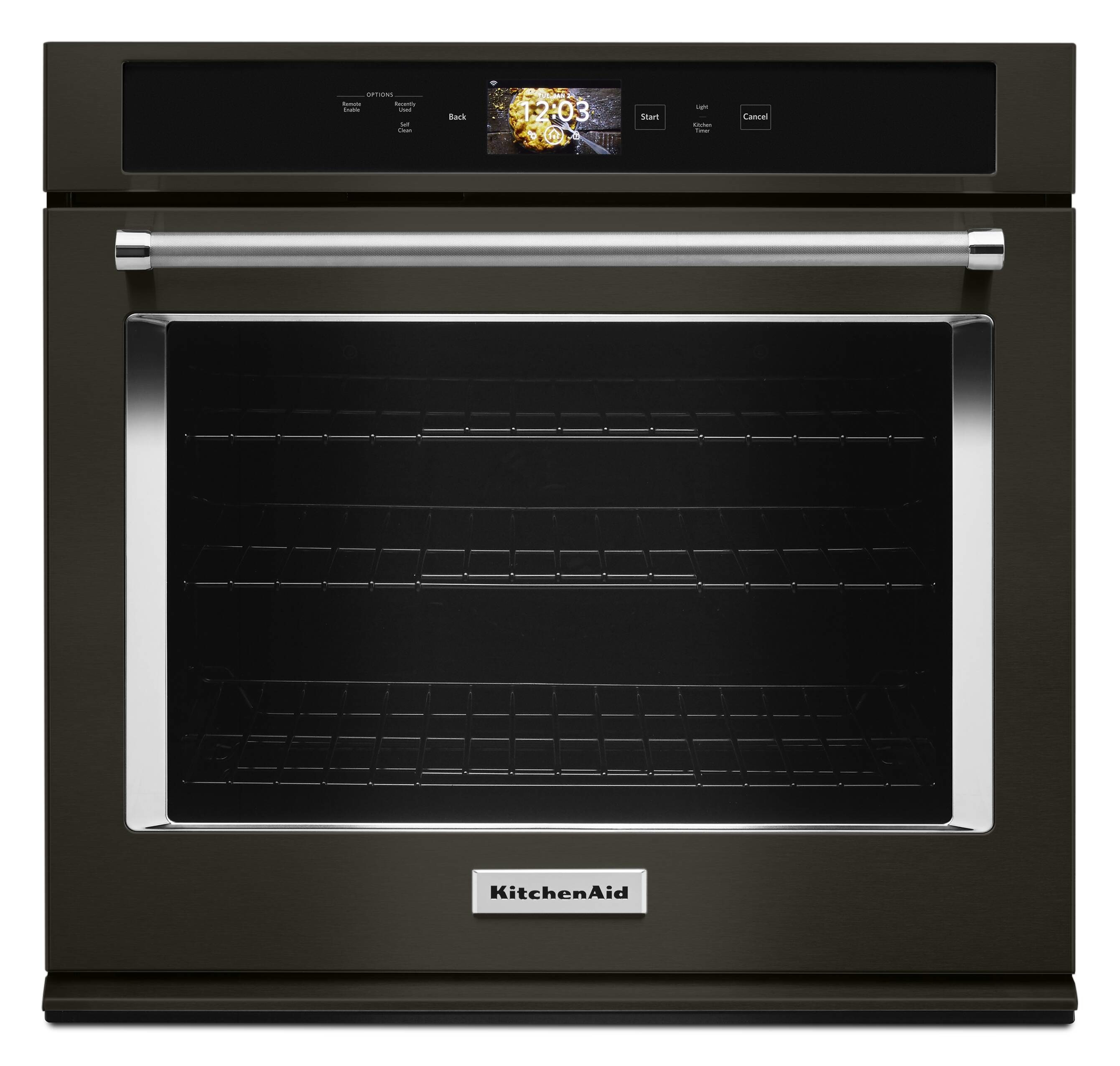 Attachments In New Smart Oven