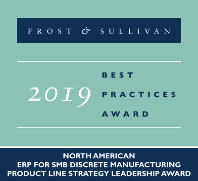 ECi Software Solutions Applauded by Frost & Sullivan for its SMB-centric Suite of ERP Solutions