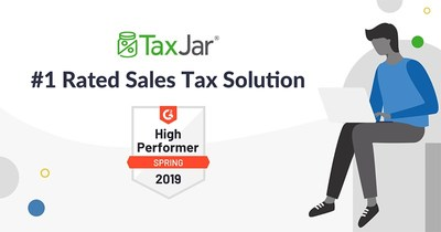 TaxJar is the #1 rated sales tax solution.