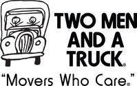 Two Men and a Truck Canada logo (CNW Group/Two Men and a Truck)