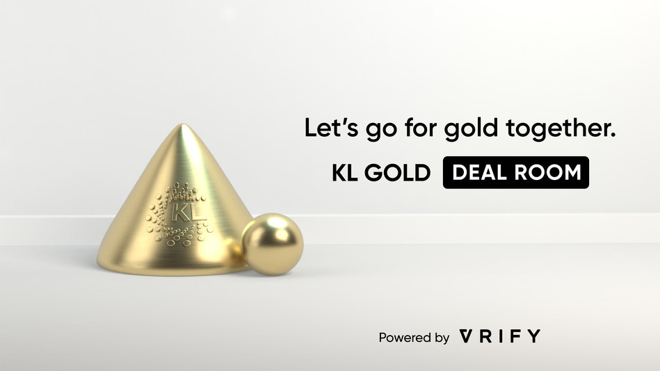 VRIFY Partners With Kirkland Lake Gold to Launch the KL Gold Deal Room (CNW Group/VRIFY Technology Inc.)