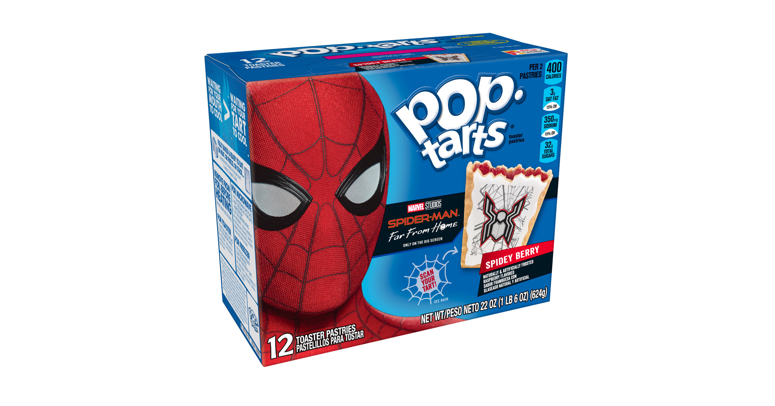 Kellogg's Slings Into Action With Spider-Man™: Far From Home