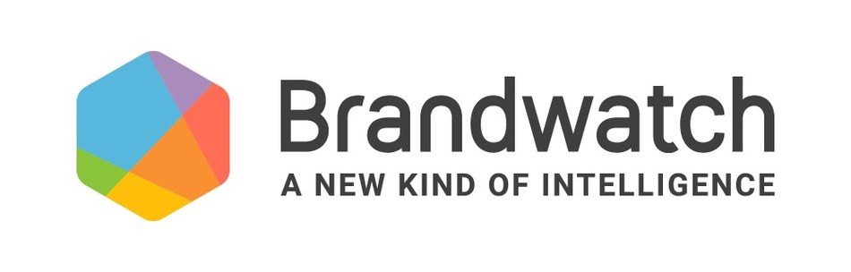 Brandwatch moves forward with a new brand identity that  highlights the sum of all the parts brought together to create the emerging Digital Consumer Intelligence offering. (PRNewsFoto/Brandwatch)