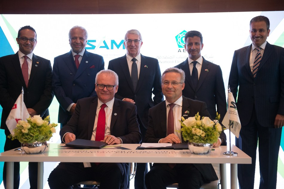 SAMI Acquires Riyadh-based Advanced Electronics Company (AEC)