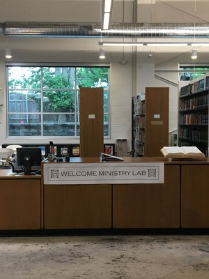 The Ministry Lab at United Theological Seminary of the Twin Cities