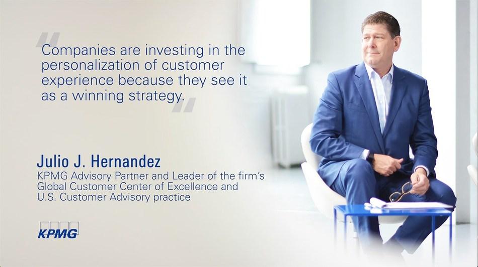 KPMG's Julio Hernandez on #CEOutlook