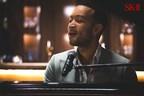 "John Legend Dedicates New Love Song ""Oh PITERA™"""