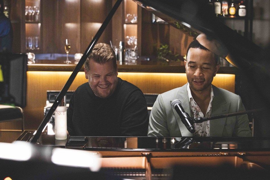 """PITERA™ Masterclass"" features a star-studded cast of James Corden, Naomi Watanabe and Tang Wei alongside singer, songwriter John Legend."