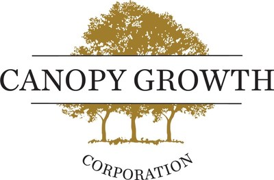 Logo : Canopy Growth Corporation (CNW Group/Canopy Growth Corporation) (Groupe CNW/Canopy Growth Corporation)