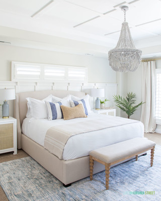 Omaha-Based Blogger, Life on Virginia Street, Wins $10,000 for Charity in FrogTape® Paintover Challenge® Room Makeover Contest