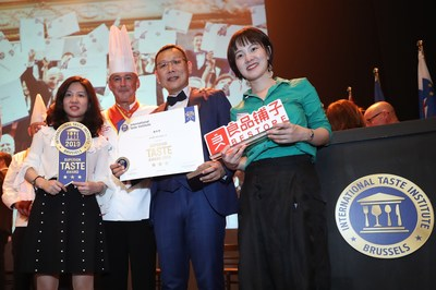 "China's snacks from BESTORE won the ""Oscar"" award in the international food industry."