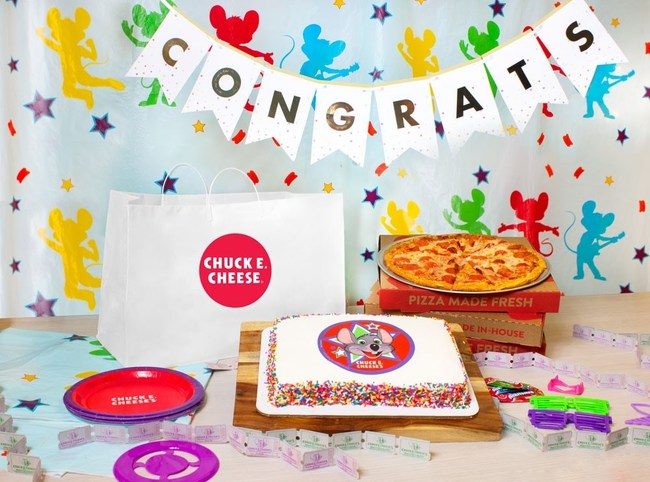 Chuck E. Cheese® Now Delivers Parties to Your Door with DoorDash