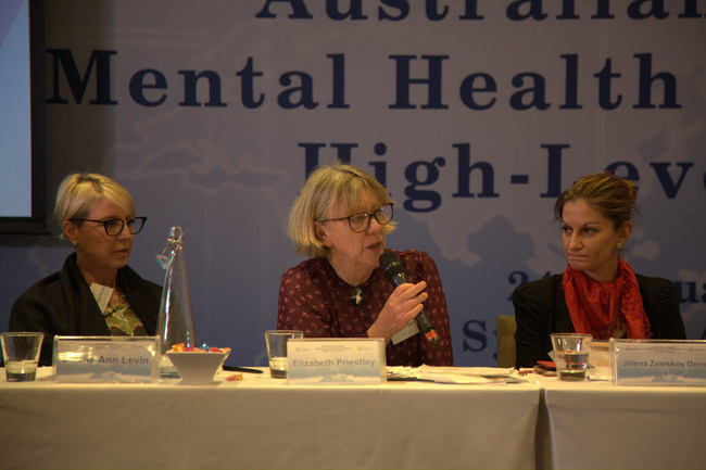 Mental health experts gather in Sydney to tackle stigma in community