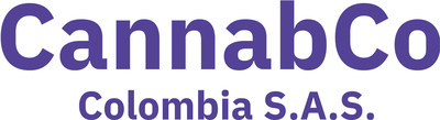 CannabCo Colombia S.A.S. (CNW Group/CannabCo Pharmaceutical Corp. Colombia S.A.S)