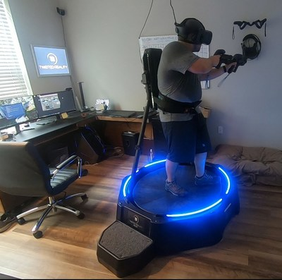 (PRNewsfoto/Twisted Reality AR/VR)