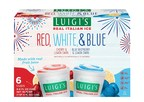 LUIGI'S® Real Italian Ice Debuts Red, White, & Blue Variety Box