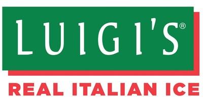 LUIGI'S Real Italian Ice logo