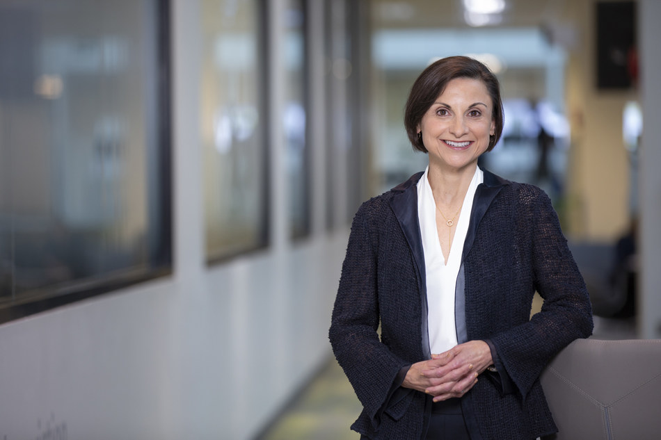 Gianna Manes, ENMAX President & CEO, will retire from ENMAX effective May 31, 2020. (CNW Group/ENMAX Corporation)