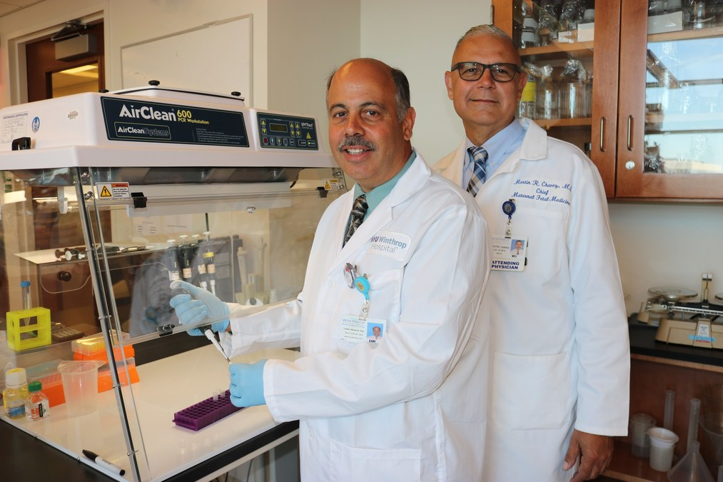NYU Winthrop and Progenity Collaborate to Develop Diagnostic