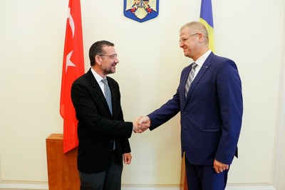 Enver Unver & Romanian Ministry of Internal Affairs