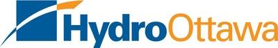 Logo : Société de portefeuille Hydro Ottawa inc. (Groupe CNW/Société de portefeuille d'Hydro Ottawa inc.)