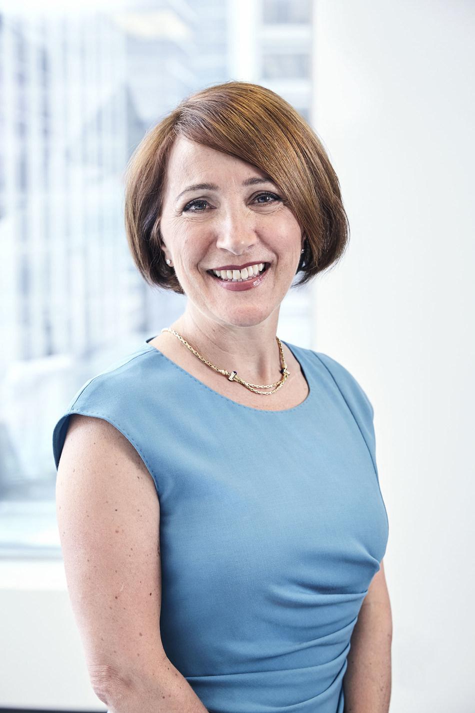 New IBC Chair Silvy Wright (CNW Group/Insurance Bureau of Canada)