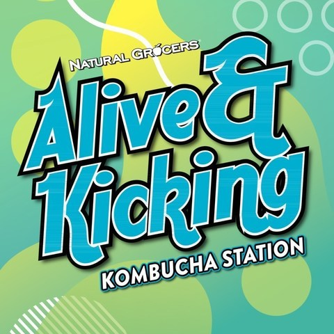 "Natural Grocers hosts ""Alive & Kicking"" Kombucha party at stores in 7 states"