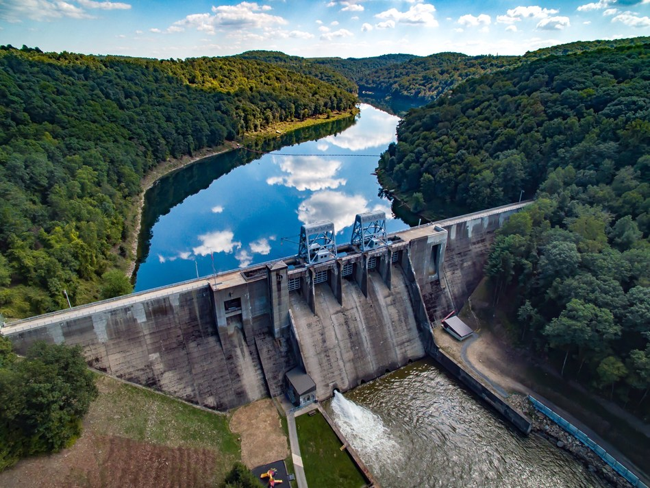 Mahoning Creek Hydroelectric Project Armstrong County Pennsylvania (CNW Group/Ontario Power Generation Inc.)