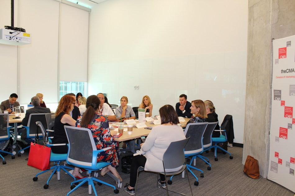 CMA Brand Strategy Council (CNW Group/Canadian Marketing Association)