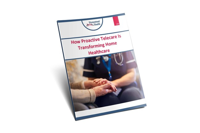 White Paper - How Proactive Telecare is Transforming Home Healthcare