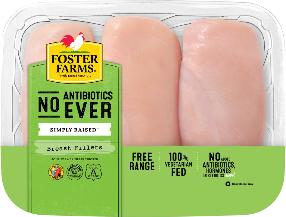 "Foster Farms' new ""Feels Good to Be Free Range"" campaign makes free range chicken widely available to millions of West Coast consumers."