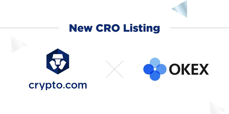 Crypto.com Chain Token (CRO) to be Listed on OKEx