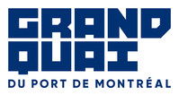 Logo: Port of Montreal's Grand Quay (CNW Group/Montreal Port Authority)