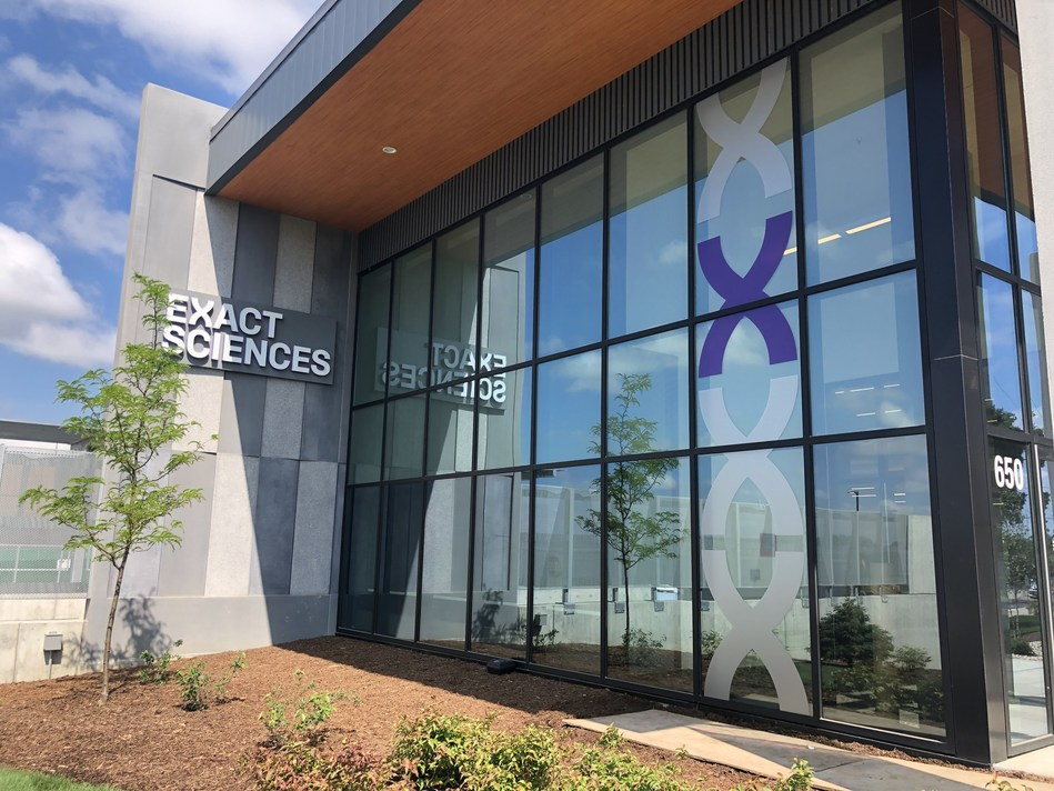 Exact Sciences advances fight against colorectal cancer with opening of new 169,000 square foot clinical laboratory.