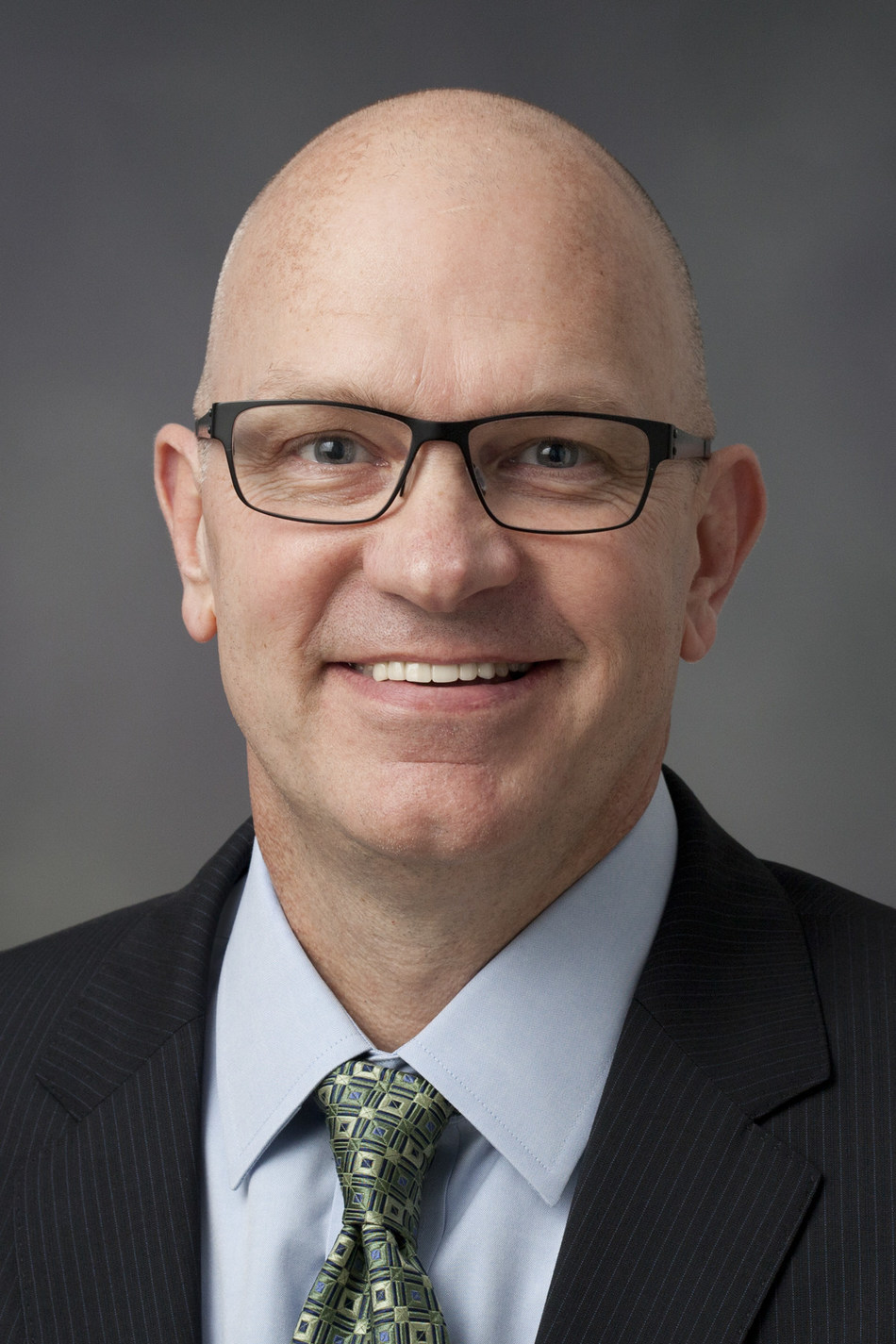 Mike Perry, Hallmark president and CEO