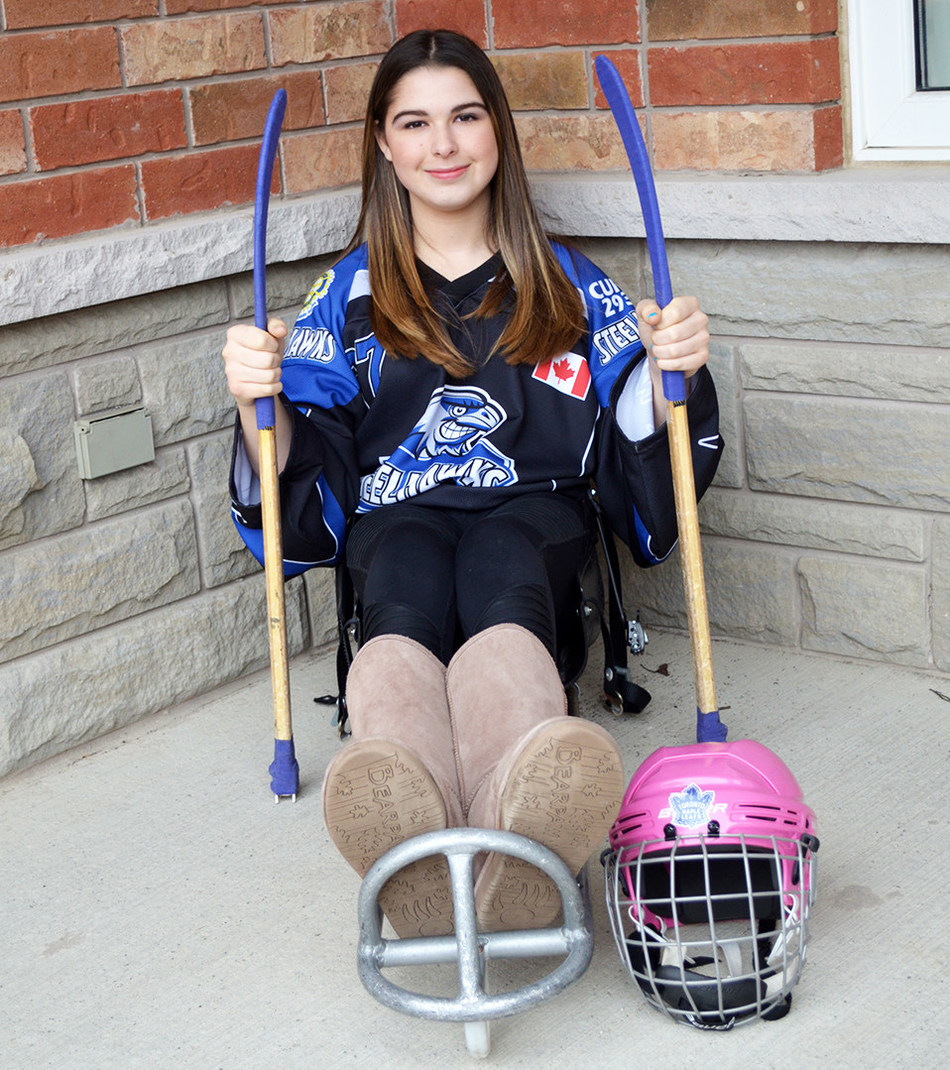 Daniella, Starlight Children's Foundation Canada & Barbie Role Model (CNW Group/Starlight Children's Foundation Canada)