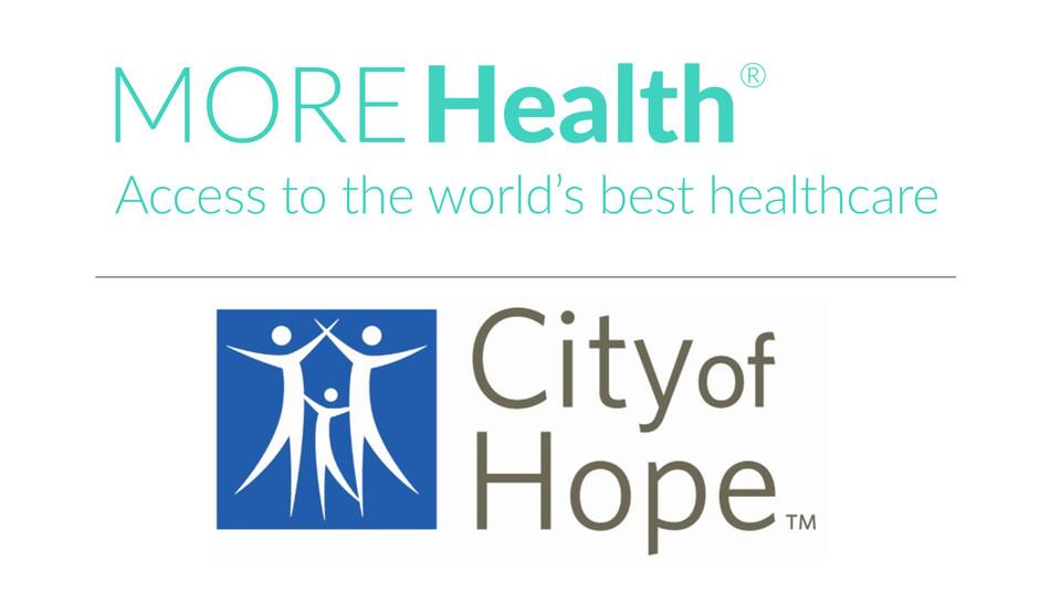 MORE Health Announces Strategic Collaboration with Los